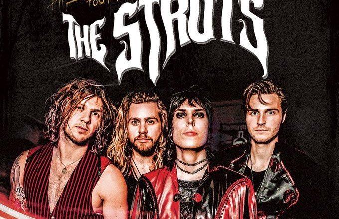 The Struts è una delle band preferite dai Foo Fighters