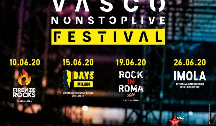 Vasco Rossi è al lavoro in cerca di nuove idee musicali